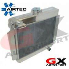 ATRADFO1/90 Airtec Ford Escort Mk1 Mk2 Radiator Kit Silver - No Fan