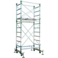 Andamios de acero aluminio Facal Alu-mito 335x160x86
