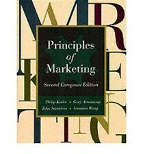 Principles of Marketing Euro Edition: European Edition, Kotler, Philip & Armstro