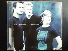 D`SOUND -  BEAUTY IS A  BLESSING, CD 1998, NORWAY, ACID JAZZ,SYNTH POP, 15 SONGS