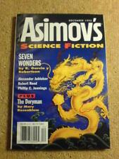 ASIMOVS (SCI-FI) - R GARCIA Y ROBERTSON - Dec 1995