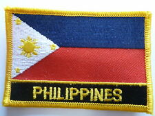 Philippines Patch / Philippines Flag