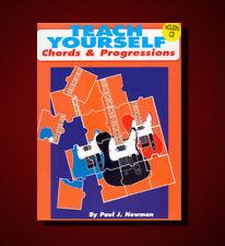 Santorella Teach Yourself Chords & Progressions With Cd