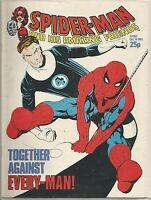 Spider-Man and his Amazing Friends #562 : Vintage Comic book from December 1983