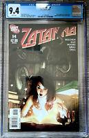 Zatanna #14 Adam Hughes Cover CGC 9.4 DC Comics 2011