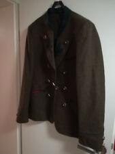 Zeiler Jacke, Lederjacke, Trachtenjacke, Herrenjacke, Größe 54
