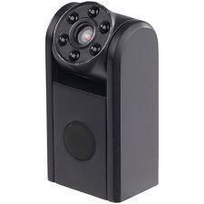 Kamera: Mini-HD-Überwachungskamera, IR-Nachtsicht, PIR-Sensor, 1 Jahr Stand-by