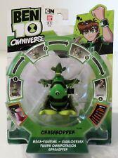 Ben 10 Omniverse Crashhopper Action Figure - Tracked P&P