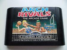 Sega Mega Drive juego arco rivales totalmente probado