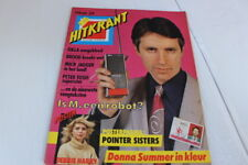 HITKRANT # 24 1979  M BLONDIE POINTER SISTERS DONNA SUMMER LUV CHEAP TRICK