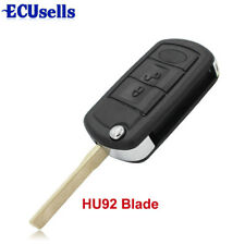 Remote Flip Folding Key Shell Case Cover For Land Rover Range Sport Discovery