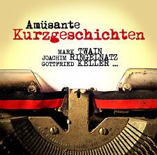 Hörbuch CD Amüsante Kurzgeschichten