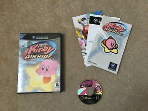 Kirby Air Ride Gamecube Complete TESTED