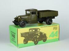 Vintage Gaz-AA (Ford-AA) Truck #3 USSR Leningrad Dvigatel Novoexport 1/43