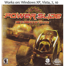 Powerslide PC Game