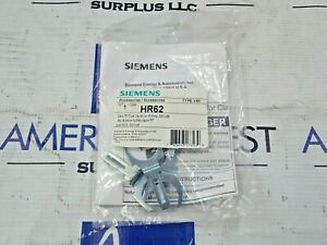 NEW Siemens HR62 Class R Fuse Clip Kit for 60 Amp 600 Volt