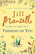 Thinking of You by Jill Mansell, Book, New (Paperback)