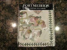 Portmeirion Botanic Garden Tea Towel (New)