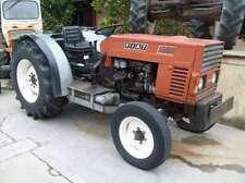 FIAT 670F & 670Fdt Trattore Parti Manuale