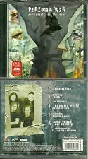 RARE / CD - PERZONAL WAR : DIFFERENT BUT THE SAME / METAL / HARD ROCK / LIKE NEW