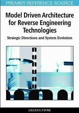 Model Driven Architecture for Reverse Engineering Technologies :Strategic HC NEW