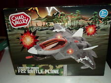 CHAD VALLEY LIGHTS AND SOUNDS F22 BATTLE PLANE