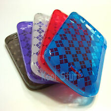 Argyle TPU Gel Case BlackBerry Bold 9900 9930
