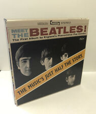 THE BEATLES-ANTHOLOGY MEDIA PRESS KIT-1996-BOX 8.5, BINDER 9.4, VHS 9.4
