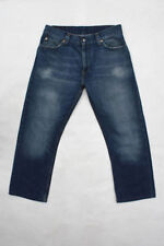 Cotton Faded Classic Fit, Straight 28L Jeans for Men