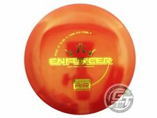 New Dynamic Discs Lucid Air Enforcer 156g Red Yellow Foil Driver Golf Disc