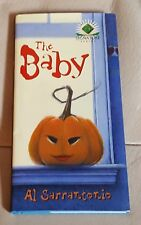 The Baby by Al Sarrantonio~Cemetery Dance HB/DJ~Signed, Numbered Limited 1st Ed.