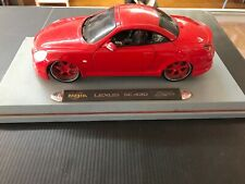 1/18 Scale Maisto Lexus SC 430 Red Model Car F14