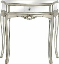 Glass Hallway Antique Style Console Tables