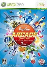 Used Xbox 360 PopCap Arcade: Rakushisa MICROSOFT JAPAN JAPANESE JAPONAIS IMPORT
