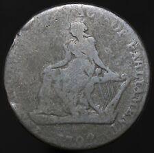 More details for 1792 | dublin camac kyan camac '10 strings' half-penny token | tokens | km coins