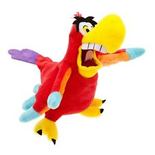 Official Disney Store Aladdin Iago Parrot Small 34cm Soft Plush Toy Doll