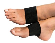 1 PAIR - Plantar Fasciitis Copper Arch Compression Sleeves, Foot Support Socks