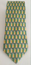 New Olimpo Tie /Novelty Pattern /100% Silk / Hand Made In Spain /Limited Edition