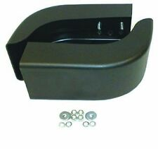 BUMPER ENDS, 2 PC FRONT PAIR 1987-1995 JEEP WRANGLER YJ WITH HARDWARE, BRAND NEW