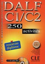 Dalf C1/c2 von Richard Lescure, Anna Mubanga Beya und Samuelle Chenard (2007, Ta