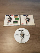 FIFA 97, EA SPorts, PC CD-ROM