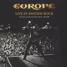 Europe – Live At Sweden Rock 30th Anniversary Show Vinyl 3LP 2014 NEW/SEALED