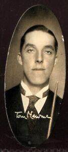 Tobacco Card, Carreras, POPULAR PERSONALITIES, 1935, Tom Newman, #66