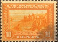 Scott #400 US 1913 10 Cent Panama-Pacific Exposition Stamp