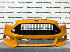 FORD FOCUS ST MK4 2014-2017 FRONT BUMPER WITH GRILL GENUINE [F447]
