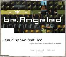 Jam & Spoon feat. Rea - Be.Angeled - CDM - 2001 - Trance 6TR Garvey Paul van Dyk