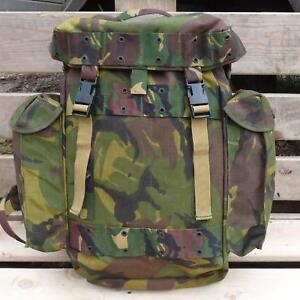 Dutch Army Rucksack Backpack Daysack Bergen 35L Camo Camouflage Military Surplus