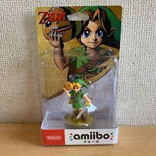 Nintendo amiibo Legend of Zelda Majora'S Mask for Nintendo Wii U/Switch New