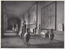 D6414 Ancona - Chiesa di S. Francesco - Lato meridionale Chiostro - 1933 print