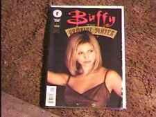 BUFFY VAMPIRE SLAYER #1 COMIC BOOK NM SEXY PHOTO COVER